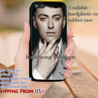 Sam Smith In the Lonely Hour iPhone 6s 6 6s+ 5c 5s Cases Samsung Galaxy s5 s6 Edge+ NOTE 5 4 3 #music #ss dl13