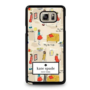 KATE SPADE ABLE Samsung Galaxy Note 5 Case Cover
