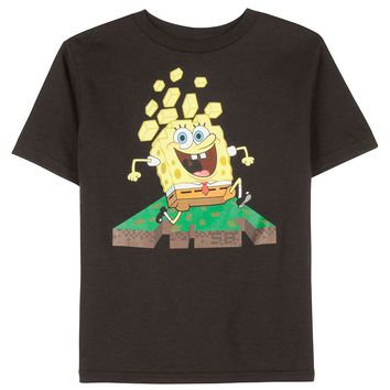 SpongeBob SquarePants Block Tee - Boys