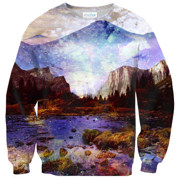 Misty Mountains Sweater