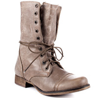 Steve Madden - Troopa - Stone Leather