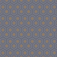 Hicks Hexagon Pattern Wallpaper