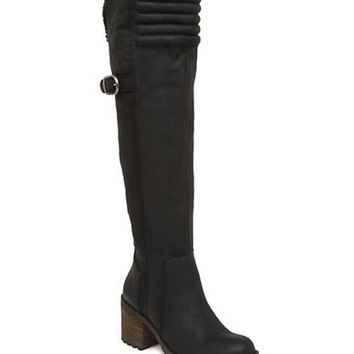 Lucky Brand Narlee Tall Leather Boots