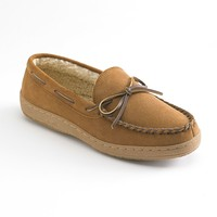 Hideaways Morgan Moccasin Slippers - Men