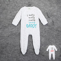Kids Boys Girls Baby Clothing Toddler Bodysuits Products For Children = 4451416388