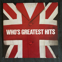 Who - Who's Greatest Hits (Used LP)