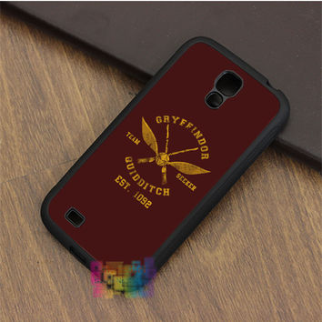 Harry Potter Gryffindor Quidditch phone case for samsung galaxy S3 S4 S5 S6 S6 edge S7 S7 edge Note 3 Note 4 Note 5 #LI5330