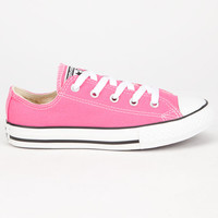 Converse Chuck Taylor All Star Low Girls Shoes Pink  In Sizes