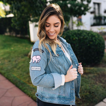 Ella Denim Jacket