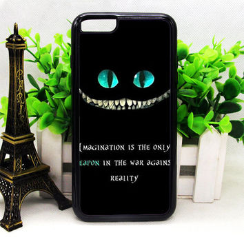 DISNEY QUOTE ALICE IN WONDERLAND 2 IPHONE 6 | 6 PLUS | 6S | 6S PLUS CASES