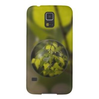 Sunny Leaves Samsung Galaxy S5 Case