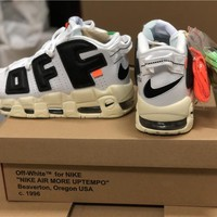 Air More Uptempo x Off White Sneaker 36-46