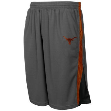 Texas Longhorns Team Training Shorts - Gray