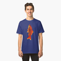 'Goldfish' Classic T-Shirt by Jip v K