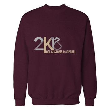 2K18 Kool Customs & Apparel Sweaters New Year Brings Out The Best