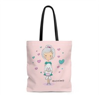 Pet Is Family Tote Bag