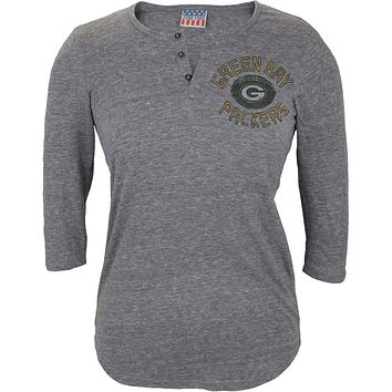 Green Bay Packers - Half Time Juniors Henley