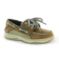 Sperry Top-Sider Boys' Billfish Boat Shoes - Dark Tan