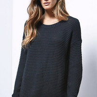 LA Hearts Welt Stitch Pullover Sweater at PacSun.com