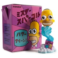 "The Simpsons Mr. Sparkle 7"" Medium Figure"