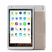 Android Tablet PC + Mini Projector - 8 Inch Tablet PC, 50 Lumen Projector, RK3288 CPU, 2GB RAM, Android 5.1, OTG