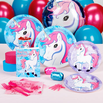 Enchanted Unicorn Standard Party Pack