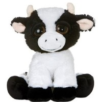 "Aurora Plush 10"" Dreamy Eyes Cow ""Maybelle"""