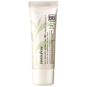 Innisfree Eco Natural Green Tea BB Cream SPF25/PA++ #2 Natural Beige (50ml)