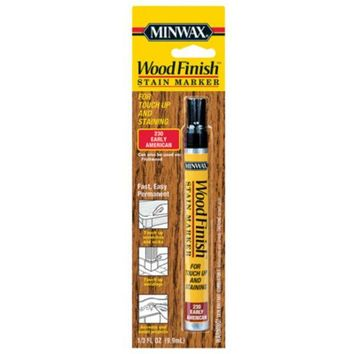 Minwax® 63485 Wood Finish™ Stain Marker, Early American, 1/3 Oz