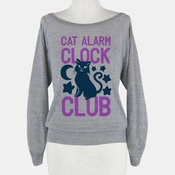 Cat Alarm Clock Club