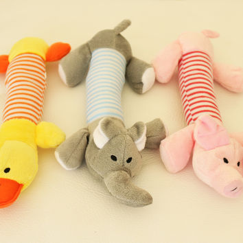 Pet Toys, Dog  toys, Sound Squeaker Squeaky Chew dogs Toys, Dog birthday gift