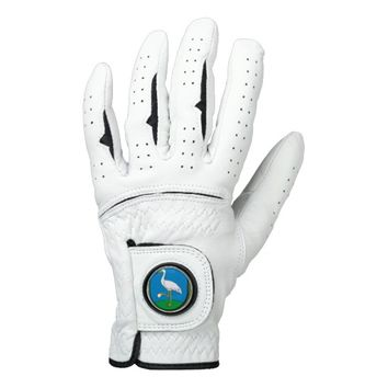 Hungary Coat of Arms Golf Glove