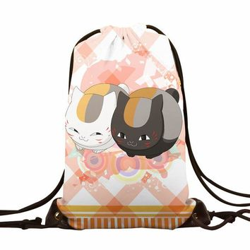 Anime Backpack School 2018 Limited Mochilas Cute Travel Bag 3d Printing Canvas Schoolbags Unicorn Pattern kawaii cute Women Drawstring Gift For Customized AT_60_4