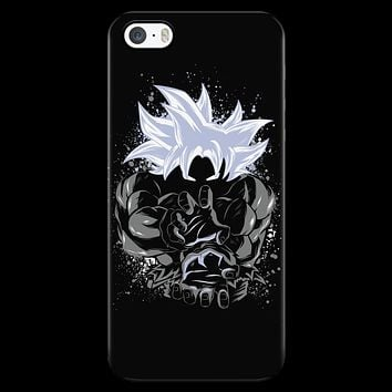Super Saiyan Master Ultra Instinct Art Iphone 5/5s Phone Case  - TL01629PC