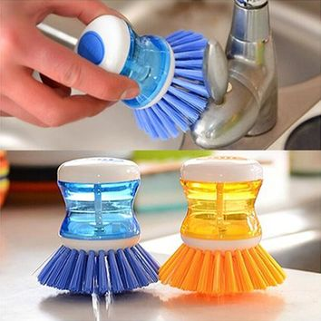 Home Kitchen Cleaning Brush Scrubber