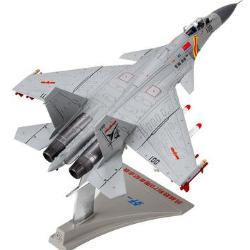 1:72 Unique PLAAF Model Plane - Military China 2010s J-15 - 🎖️🇨🇳🕊️✈️💣
