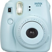 Fujifilm INSTAX Mini 8 Instant Camera (Blue)