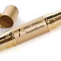 Jane Iredale Sugar and Butter Lip Exfoliator and Plumper, 0.05 Ounce