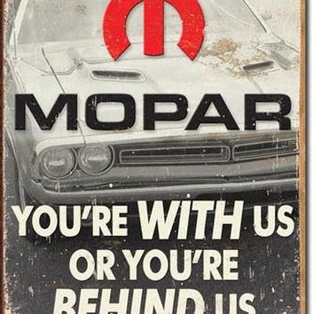 MOPAR - You're Behind Us