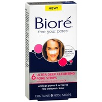 Biore Ultra Deep Cleansing Pore Strips, Ultra