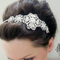 SALE Beautiful and Trendy / High End /Bridal Head by MyMEMENTO