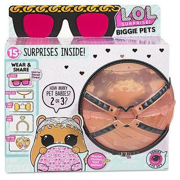LOL Surprise! Biggie Pets - M.C. Hammy MGA Entertainment