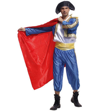 Halloween Cosplay Stage Costumes Matador