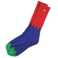 Odd Future MellowHype Color Block Sock - Men's at CCS