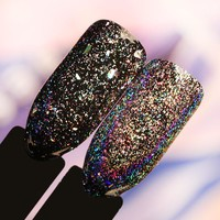 0.2g BORN PRETTY Galaxy Holo Flakes Bling Laser Nail Glitter Sequins Holographic Glitter Powder Paillette