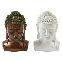 Passport Buddha Figurine