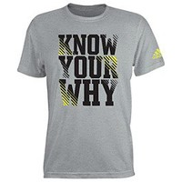 adidas Know Your Why Tee | Shop Adidas