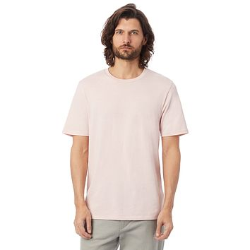 Alternative Apparel - The Outsider Heavy Wash Jersey Faded Pink T-shirt