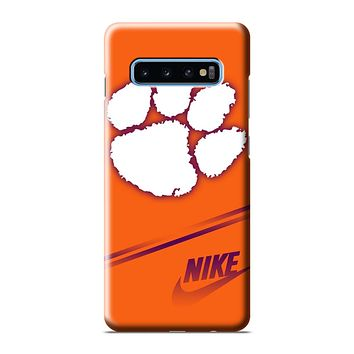 CLEMSON TIGERS Samsung Galaxy 3D Case Cover