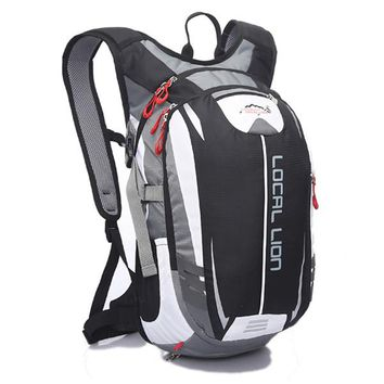 Bike Bag MTB Outdoor Enquipment 18 L Suspension Breathable Panniers Outdoor Backpack Climbing Riding Bicycle Cycling Bike Bag